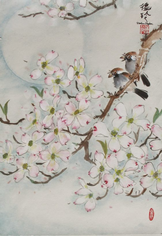 2015 Oriental Brush Painting Workshop