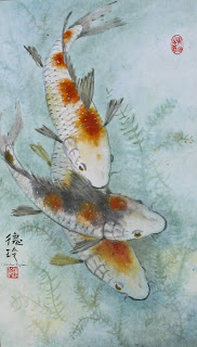 Oriental Brush Painting Classes