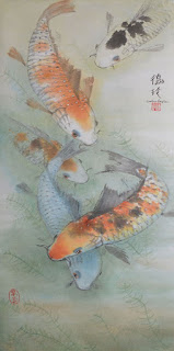 Oriental Brush Painting Workshop Lesson Plan