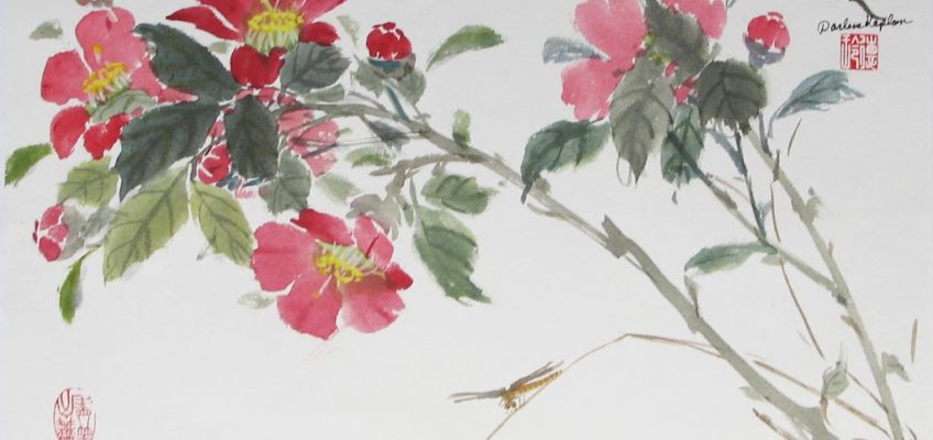 Fall Session- Oriental Brush Painting Classes